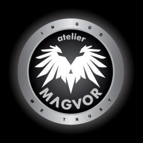 Дизайн логотипа для компании Magvor