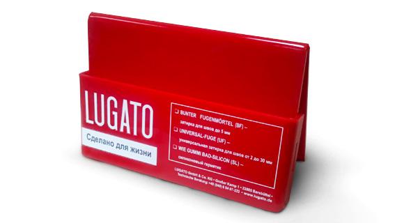 Изготовление диспенсера для компании Lugato