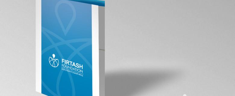 Изготовление буклета для компании Firtash