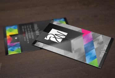 Изготовление визитки для компании Ready 2 Wear