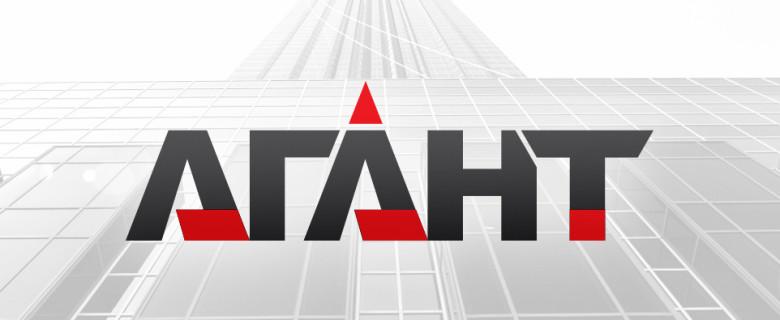 Профессиональное создание логотипа Агант