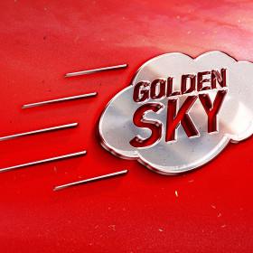 Создание логотипа для компании Golden Sky