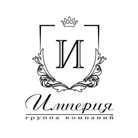 Дизайн логотипа для компании Империя