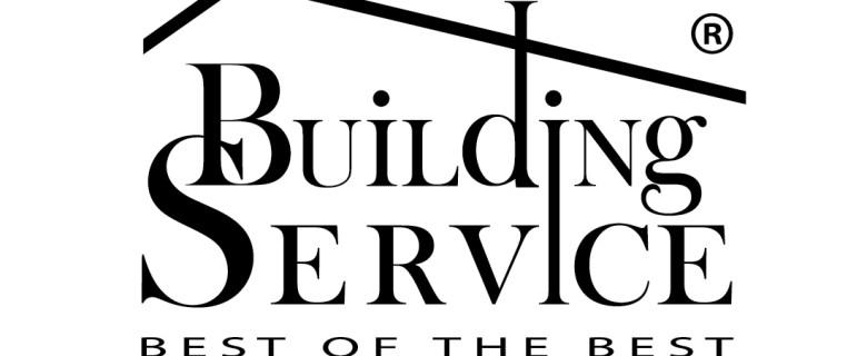 Создание логотипа для компании Building Service