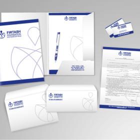 Дизайн фирменного стиля для компании Firtash Foundation