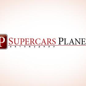 Создание логотипа для SuperCars Planet