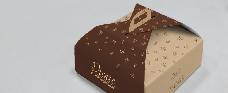 Разработка коробки для компании Picnic
