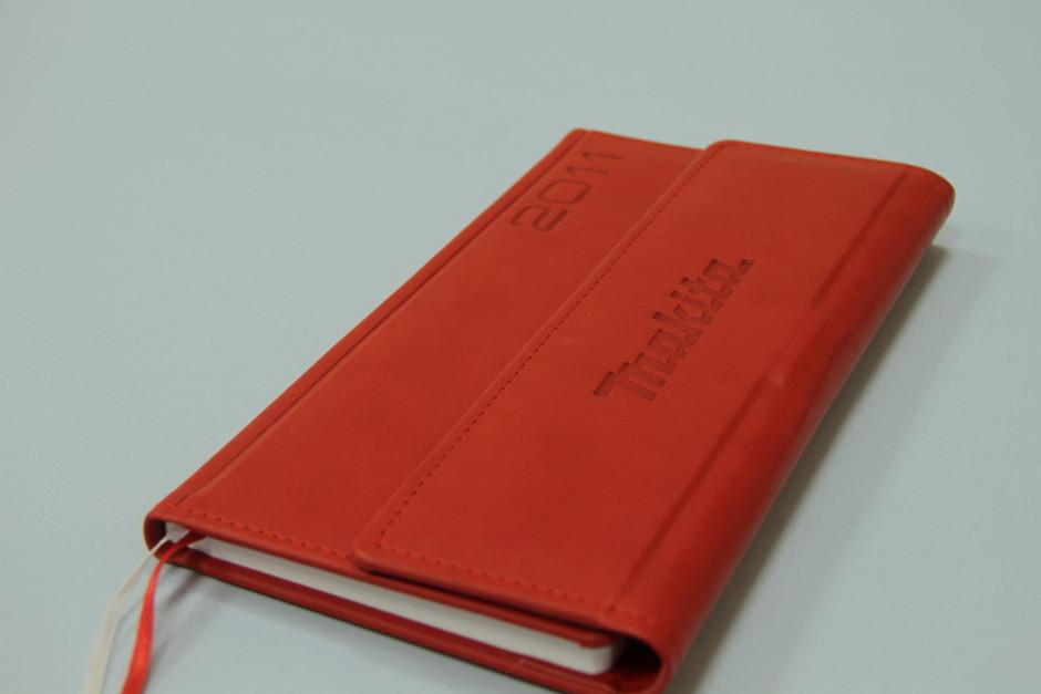 Датированный карманный ежедневник на заказ