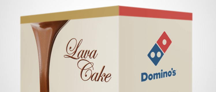 Разработка креативного дизайна коробки для Dominos Pizza